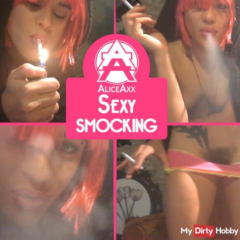 Sexy smoking 3