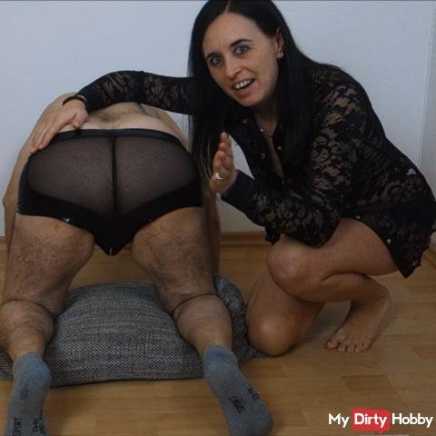 Analentjungferung the slave