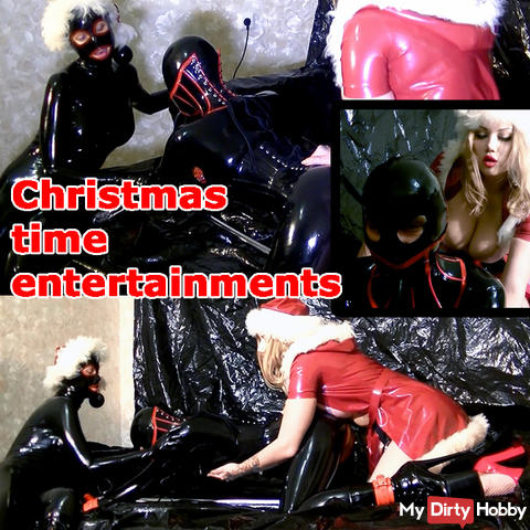 Christmas time entertainments