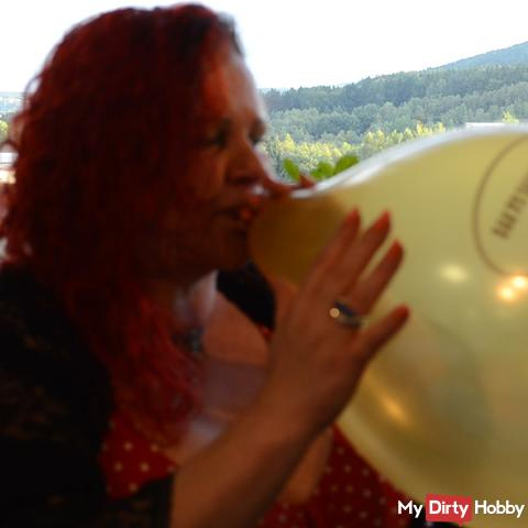 Balloon Blue Part 1
