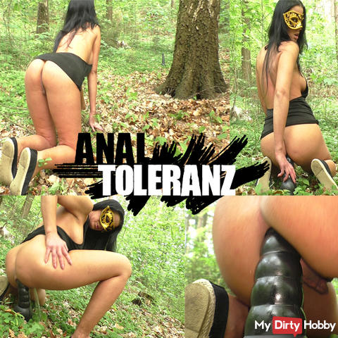 ANAL TOLERANCE
