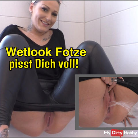 Wetlook cunt pissing you full!