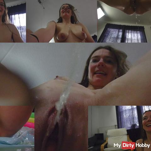 Paddling fun with a difference - part 2 (POV)
