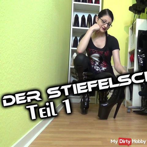 Der Stiefelschrank Teil 1 - The Boot cupboard 1