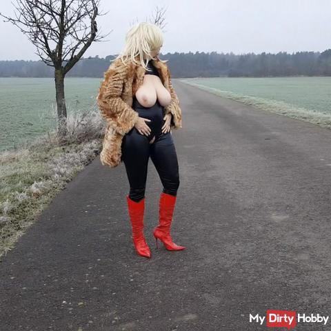 Regen oder Schnee!? -EGAL- Will Ficken!!