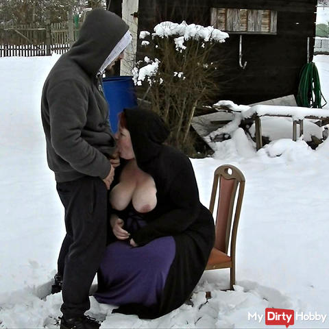Ice cold snow FICK 1