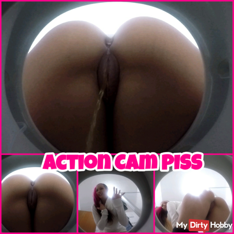 Action Cam PISS