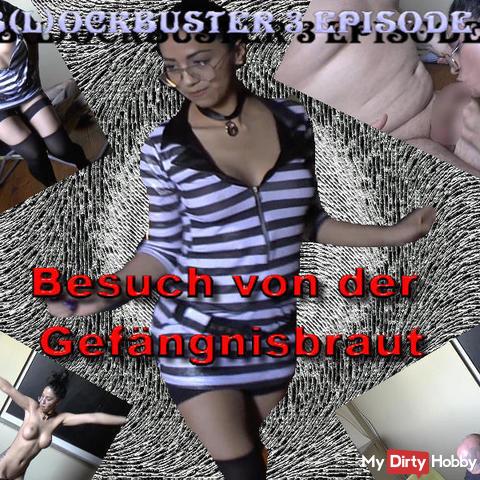 B (L) OCKBUSTER 3 EPISODE 1 visit from the prison bride Julia de Lucia ...