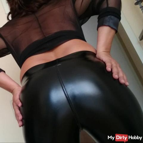 1 minute from my everyday life in latex
