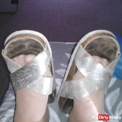 Sexy slippers ** for MrWolf87 **