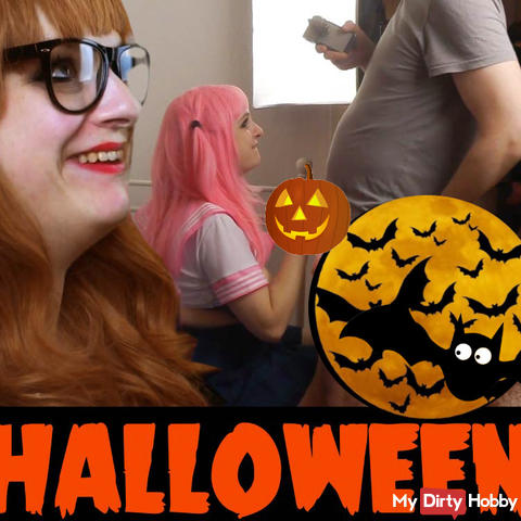 HALLOWEEN PARTY in unserer WG!