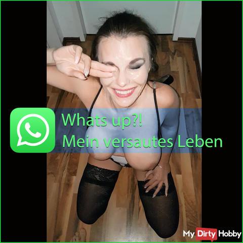 Whats up?! Mein versautes Leben...