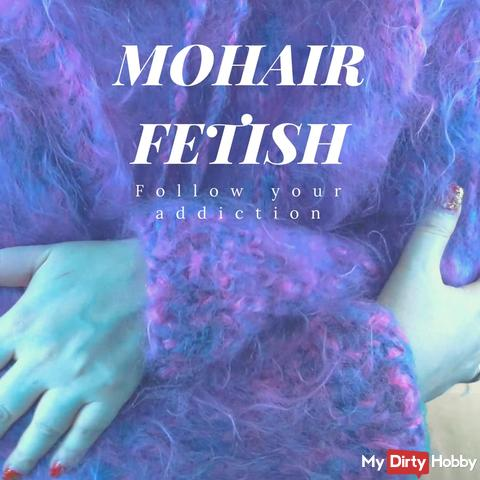 Mohair feels like magic