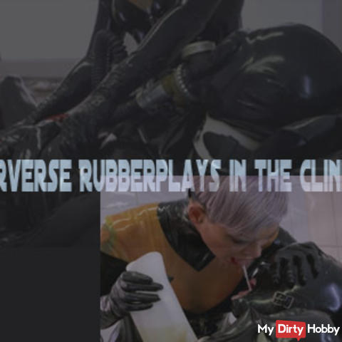 Perverse rubber games in the clinic 2