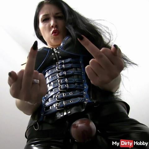 More victims! Stinky fingers for the little loser