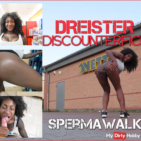 THIRD DISCOUNTERFICK + SPERMAWALK!
