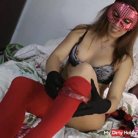 HOLD-UP STOCKINGS SHOW