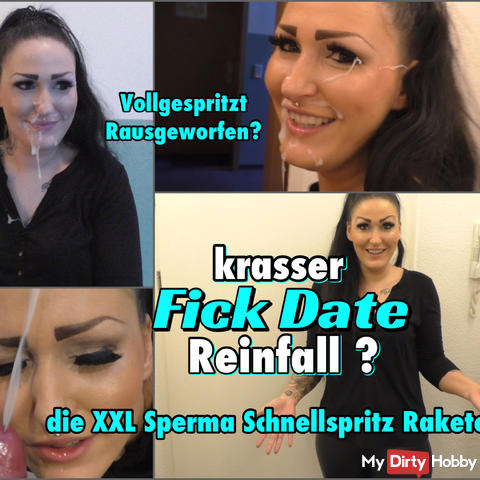 Fickdate Reinfall - Rauswurf after Quicky ??