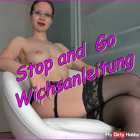 Wichsanleitung - Do you keep it 15 minutes?