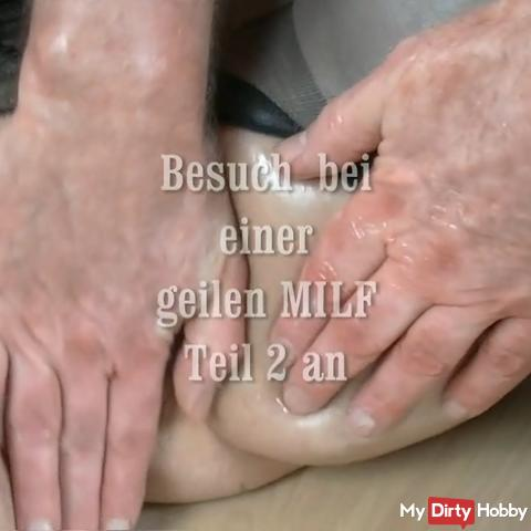 Visit to a horny MILF 2
