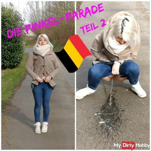 Second stage in Belgium