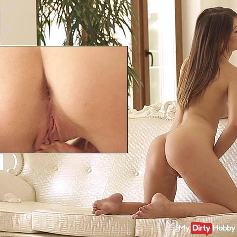 Rear views with pussy and butt