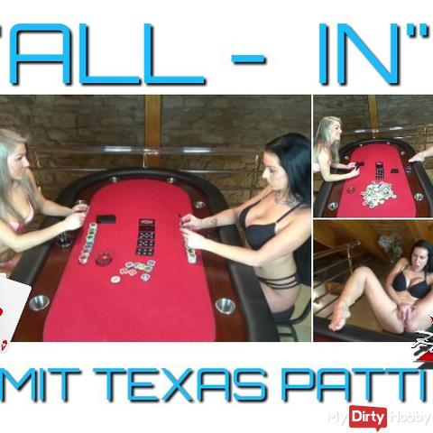 ALL-IN avec TexasPatti!