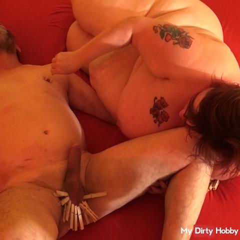 Horny twist at Rosenbluete part 4