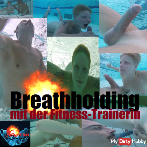 Breath Holding with the Fitness Trainer