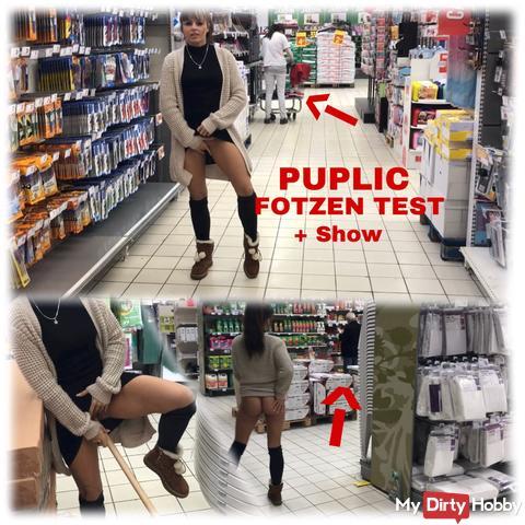 Public! Pussies fit?