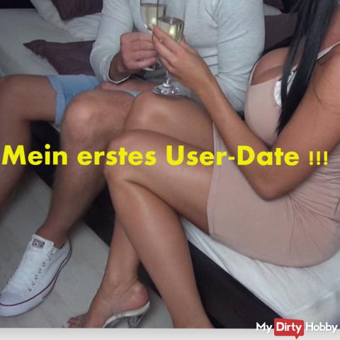 Mein erstes User-Date !!!