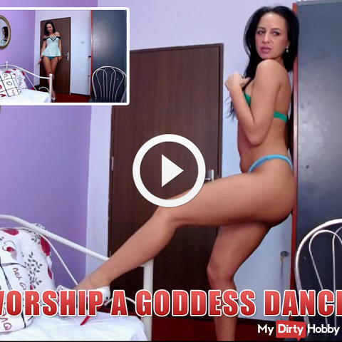 worship a goddess dance !