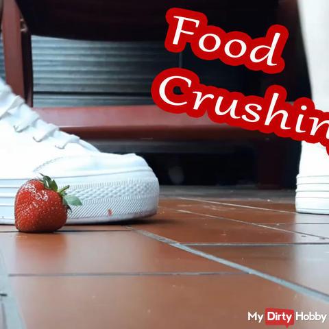 Erdbeer Foodcrush