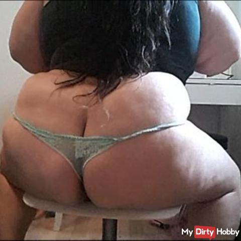 Ass shaking