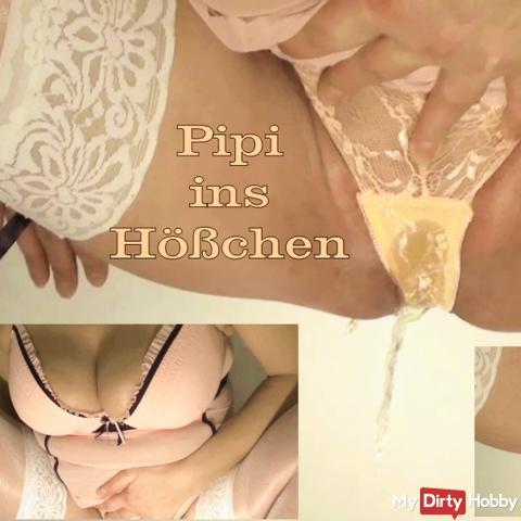 Gepullert through the Hößchen