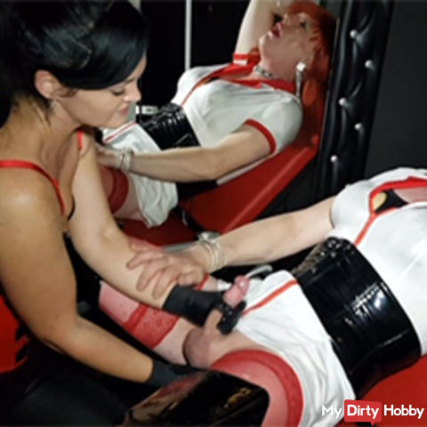 TRANS-LUDER pervers fingered and deviated !!!