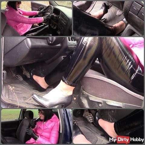 At full throttle! 3.