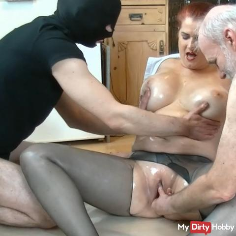 Visit to a horny MILF
