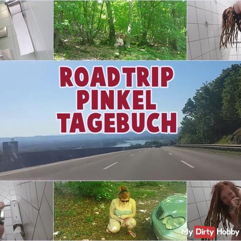 Best of: Roadtrip Pinkel-Tagebuch