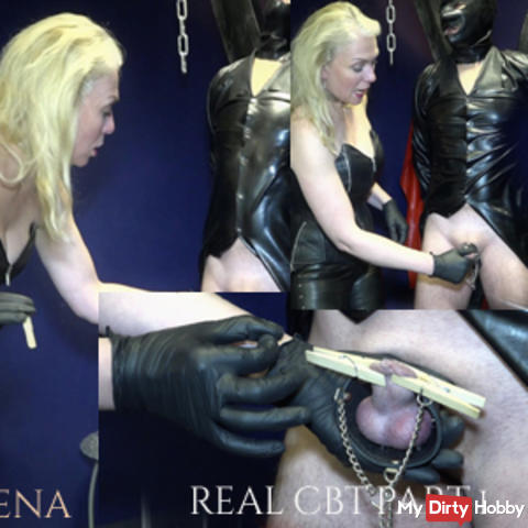 Nothing for wimps! Genuine CBT