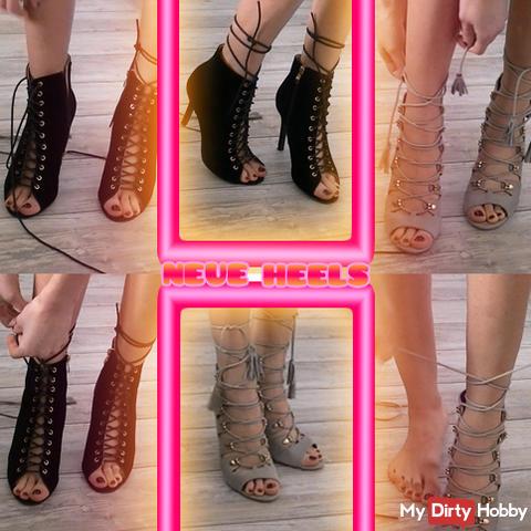 Derniers Heels