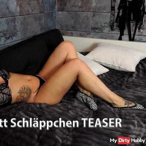 Ballet Slippers TEASER   by Lady_Demona