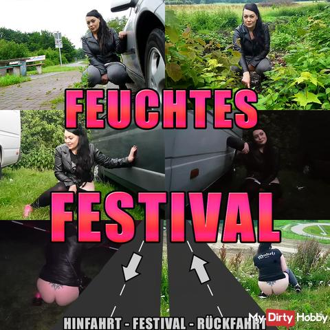 Feuchtes Festival