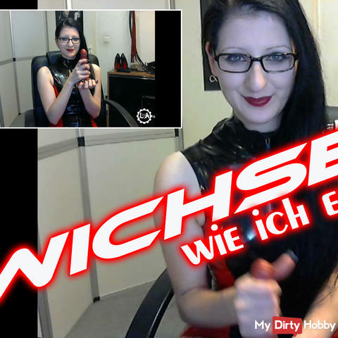 Wichsanleitung - Jerk Off Instruction