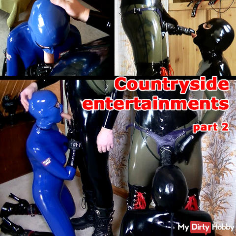 Countryside entertainments (part 2)