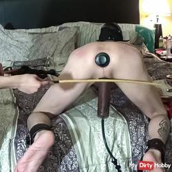 Young Mistress destroys a guy asshole