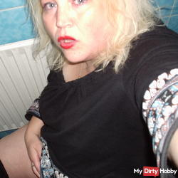 Selfie at the pee