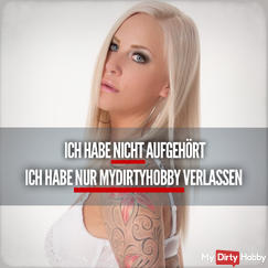 Watch me live!