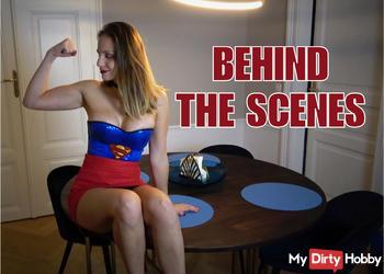 Behind the scenes - Drehpannen und Lachflashs!