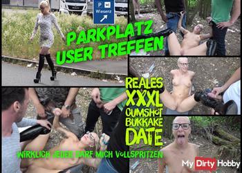 Reales Parkplatz USER DATE | XXXL Abspritz Massaker
